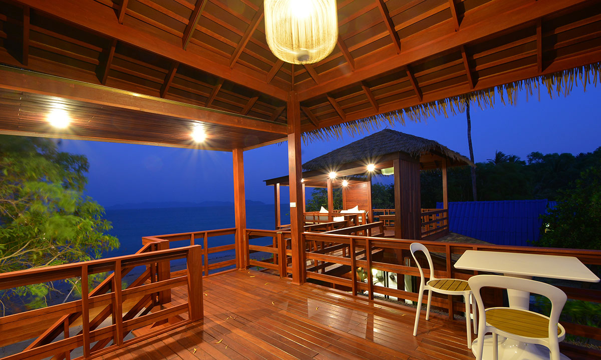 Zone R - The Blue Sky Resort Koh Payam